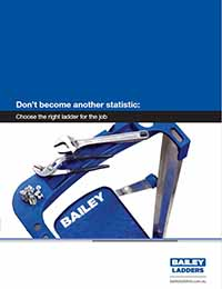 Bailey Whitepaper - Platform Step Ladder Safety